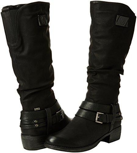 Rieker Damen Langschaft Stiefel