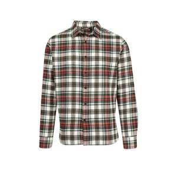 KNOWLEDGE COTTON APPAREL (Fair Fashion) Hemd Regular-Fit