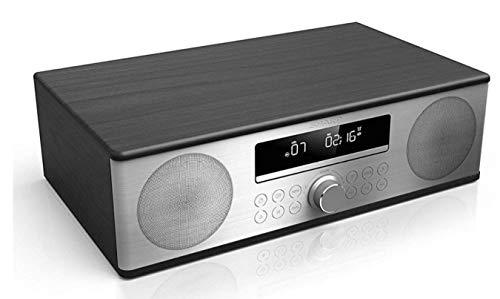 SHARP XL-B715D, All-In-One Soundsystem mit UKW Radio, Bluetooth, USB, DAB/DAB+, CD, Bluetooth-Out