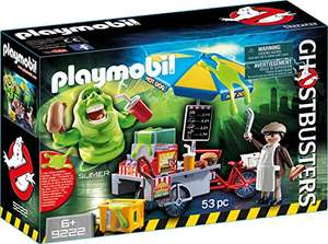 Playmobil Ghostbusters - Slimer mit Hot Dog Stand