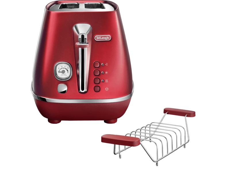 DE LONGHI Toaster Distinta Flair CTI 2103 R