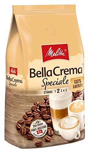Melitta Ganze Kaffeebohnen (100% Arabica, Stärken 2-5, 1kg)