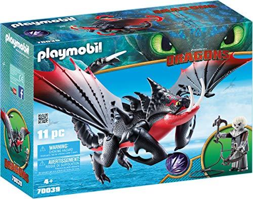 """Playmobil Dragons """"Todbringer und Grimmel"""""""