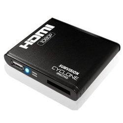 Sumvision Cyclone Micro Media Player mit 1080p-Upscaling für 22€