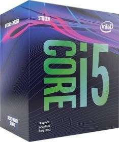 Intel Core i5 - 9400F, 6x 2,90 GHz, boxed