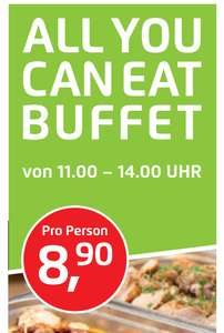 [KIKA] All you can eat/ 11-14 Uhr