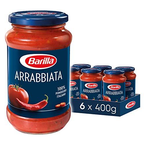 Barilla Pastasauce verschiedene Sorten – 6er Pack (6x400g)