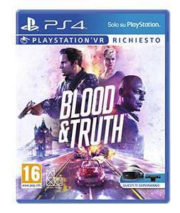 Blood & Truth (PSVR - PS4)