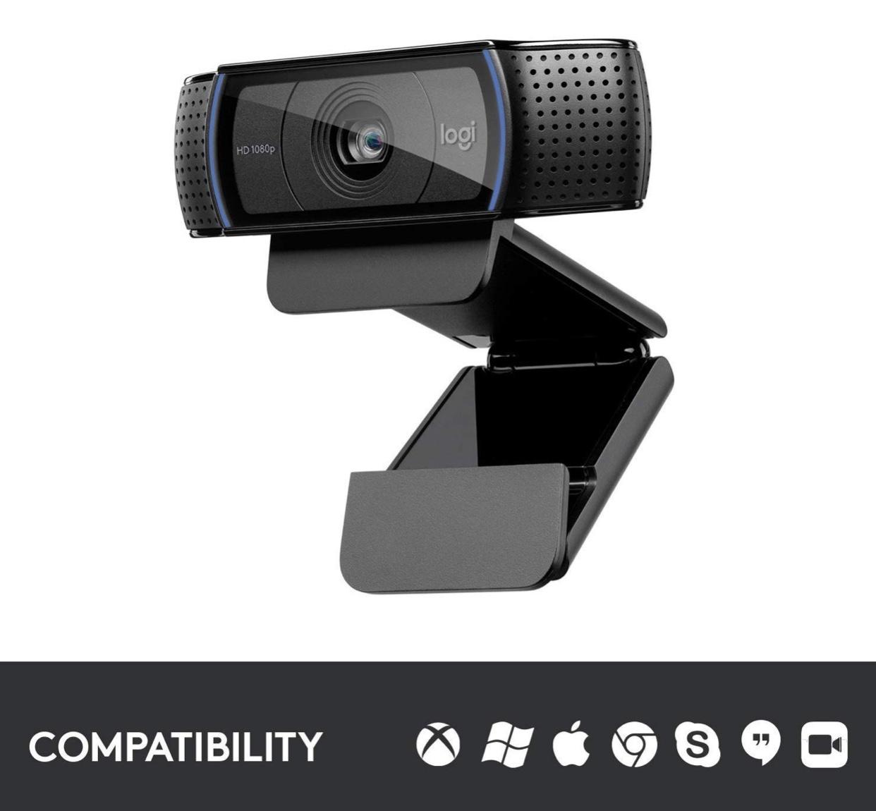 Logitech C920 HD Pro Webcam Inkl. Versand