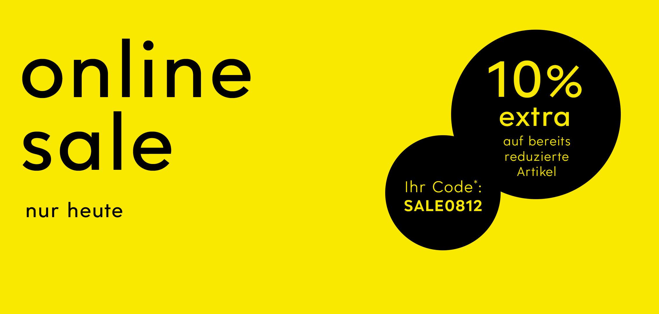-10 % auf SALE + gratis Versand bei Breuninger