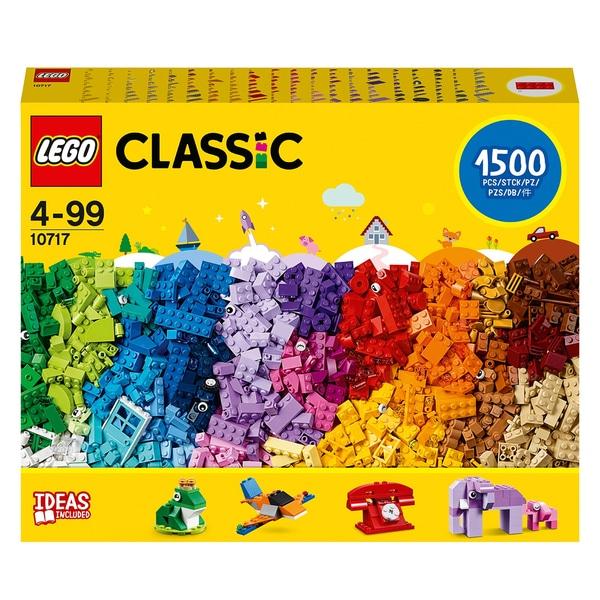 LEGO Classic - Extragroße Steinebox (1500 Teile)