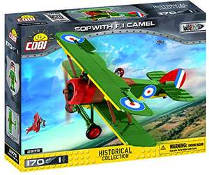 Cobi Historical Collection Great War Sopwith F.1 Camel (2975)