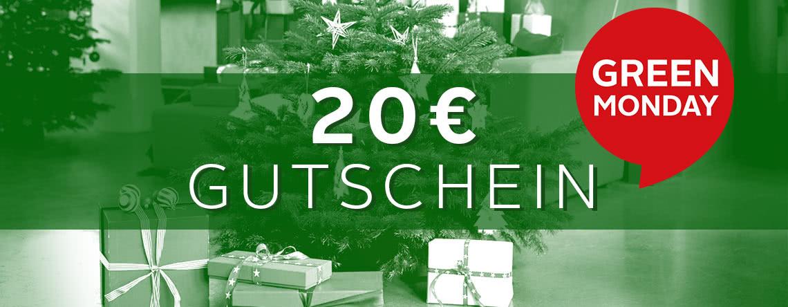 20€ Green Monday
