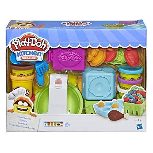 Preisjäger Junior: Play-Doh - Supermarkt