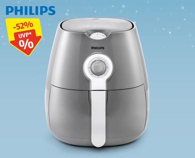 Hofer: Philips Airfryer + Backform, 800g Kapazität