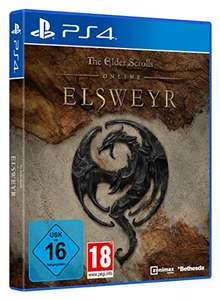 The Elder Scrolls: Online - Elsweyr (PS4 / Xbox One) inkl. Morrowind und Summerset