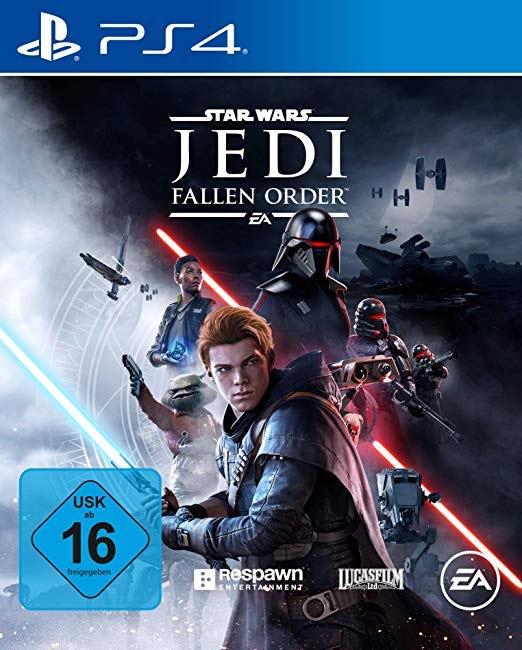 Star Wars Jedi: Fallen Order für PlayStation 4