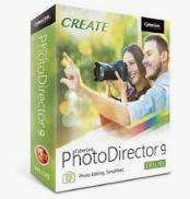 Cyberlink PhotoDirector 9