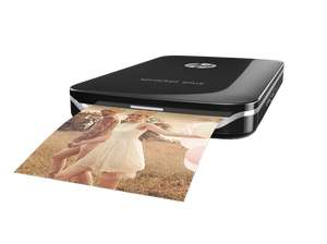HP Sprocket PLUS, mobiler Fotodrucker 5,8x8,7cm ZINK Technologie