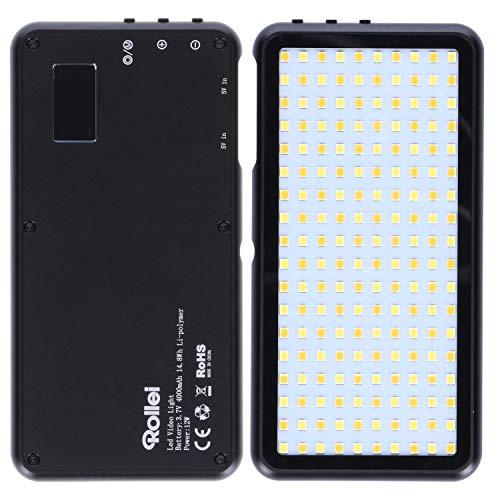 Rollei Lumen Pocket - LED Foto/Video-Leuchte