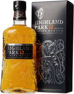 Highland Park Single Malt Scotch Whisky (0,7l, 12 Jahre)