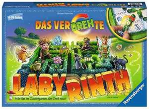 Amazon - Ravensburger 21213 - Das verdrehte Labyrinth 6,99 Euro