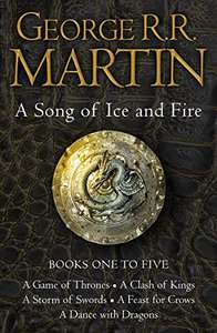A Game of Thrones: The Story Continues Books 1-5 [eBook]