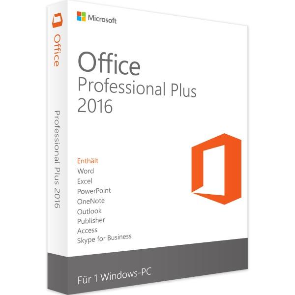 [Adventskalender] Microsoft Office 2016 Professional Plus Deal für 3,49€
