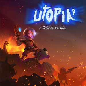 Utopia 9 - A Volatile Vacation (Nintendo Switch)