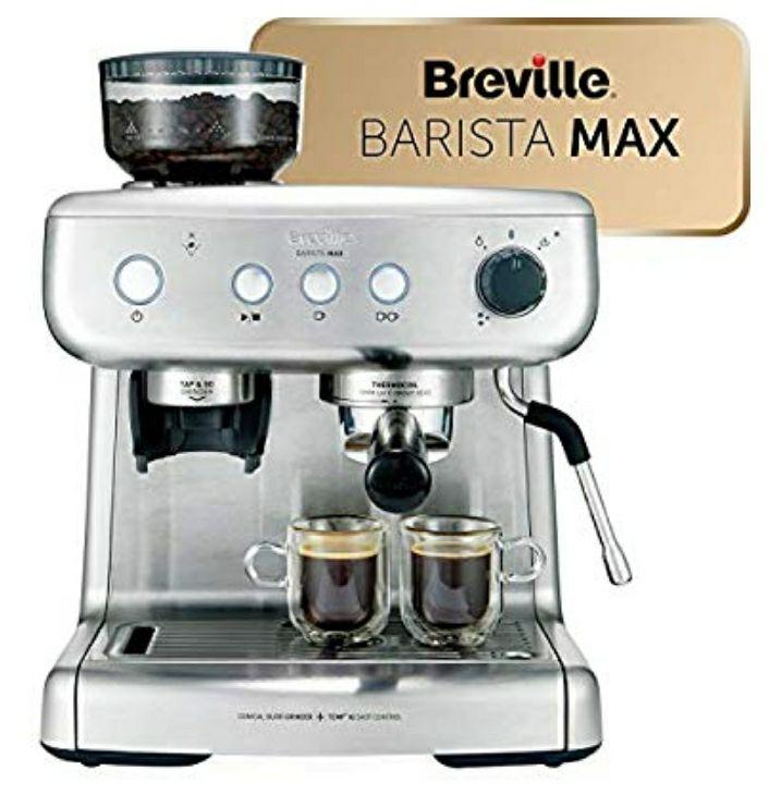 Breville Barista Max (VCF126X)