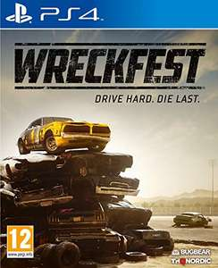 Wreckfest (PS4/Xbox One)