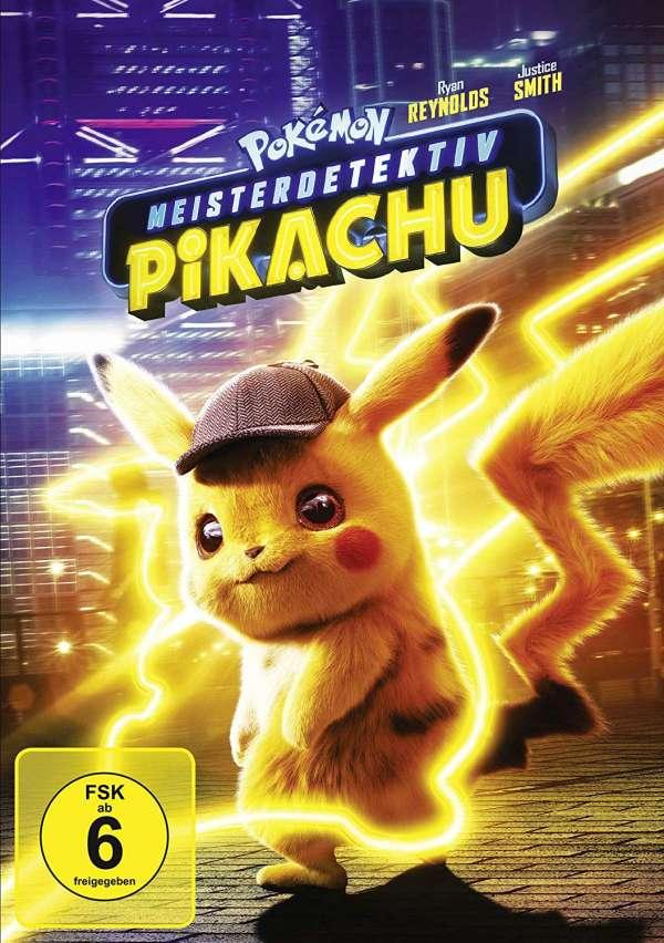 Pokémon Meisterdetektiv Pikachu [Stream]