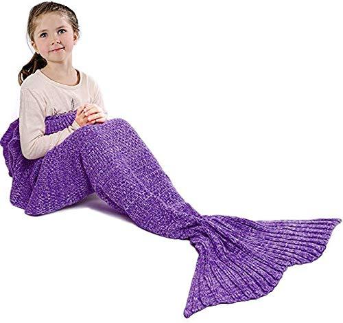 Preisjäger Junior: Meerjungfrau Decke, verschiedene Farben