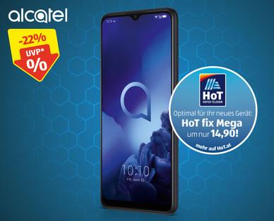 """Alcatel 3x, 6,52"""", 128GB, Dual Sim"""