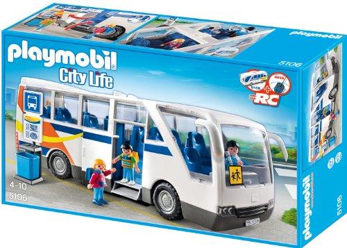 PLAYMOBIL City Life 5106 Schulbus