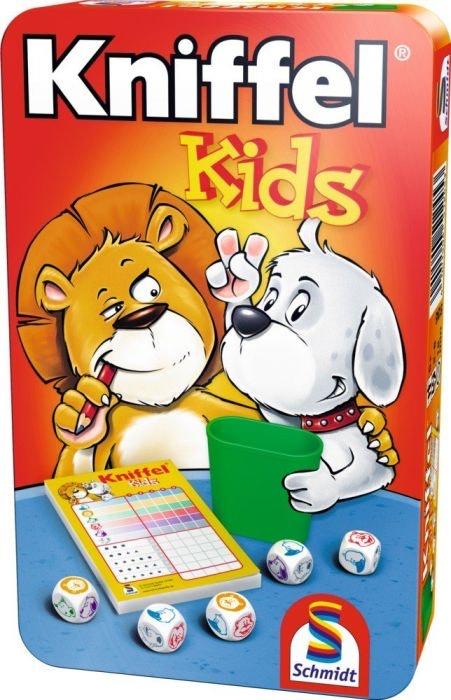 Schmidt Spiele Kniffel Kids Bunt