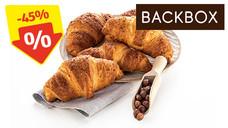[Hofer] Crunchy Nuss-Nougat-Croissant 49 Cent, Laugenbrezel 25 Cent, Ottakringer Helles 39 Cent