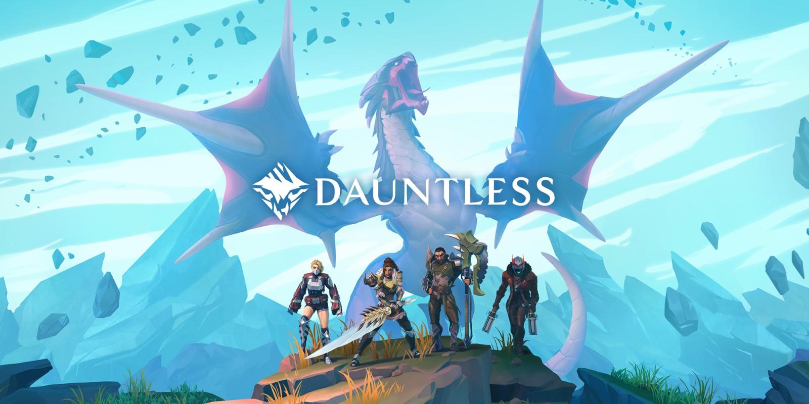 Dauntless (Nintendo Switch), gratis