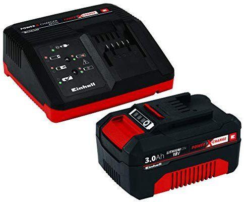 Einhell Power X-Change Akku & Ladegerät Starter Kit
