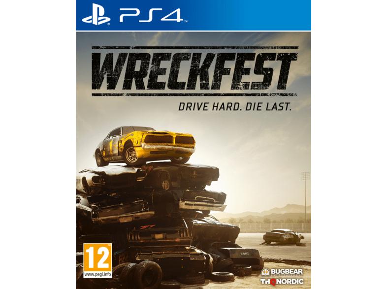 Wreckfest (PS4/Xbox)