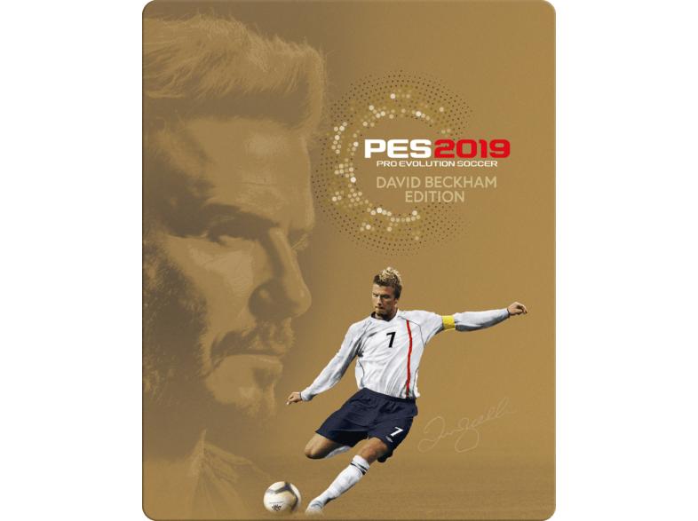 PES 2019: Pro Evolution Soccer - Beckham Edition (PS4)