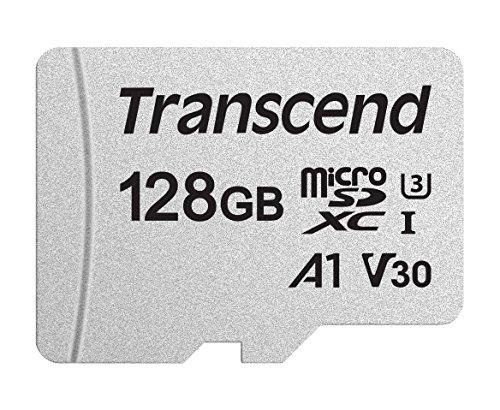 "Transcend ""300S"" microSDXC/SDHC Speicherkarte (128GB, R95/W45)"