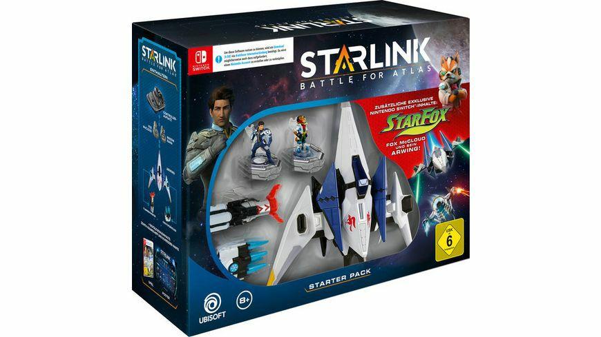 [Müller] Starlink - Battle for Atlas Starter Pack (Switch)