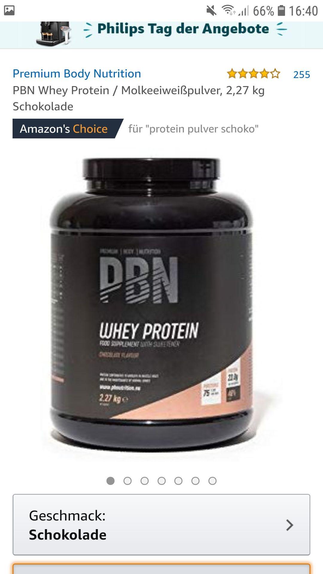 PBN Protein (€8,25=1Kg ohne SparAbo)