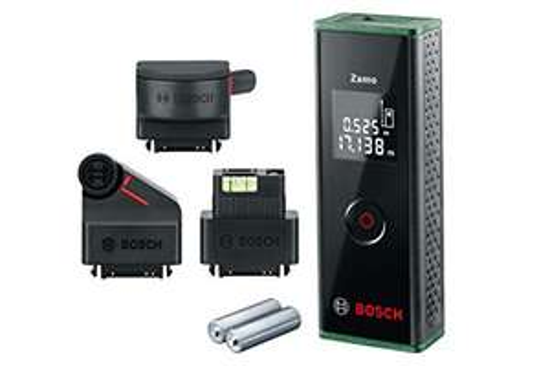 (Blitzangebot) Bosch Laser Entfernungsmesser Zamo Set (3. Generation, Messbereich: 0,15 – 20,00 m)