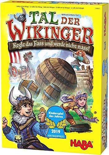 Tal der Wikinger Brettspiel