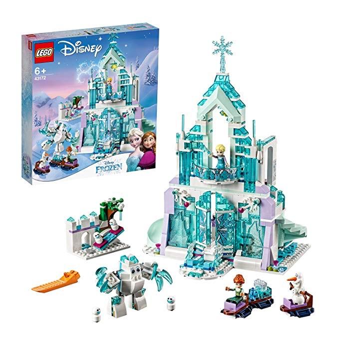 LEGO Disney Princess - Elsas magischer Eispalast