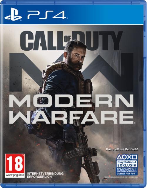 Call of Duty: Modern Warfare (2019) (PS4/Xbox)
