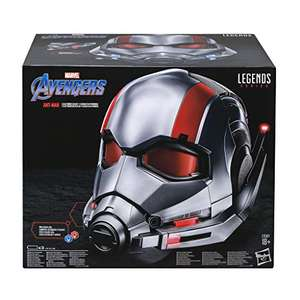 Hasbro Marvel Legends Series Ant-Man elektronischer Premium Rollenspiel-Helm mit LED Lichtern