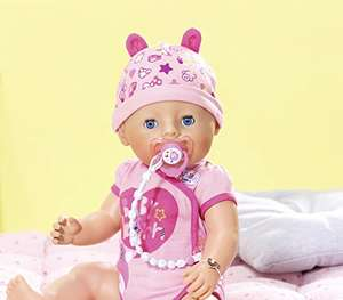 AMAZON.de l Spielzeugjäger l Zapf creation BABY born Puppe - Soft Touch Girl (824368)